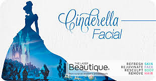 cinderella facial laser beautique