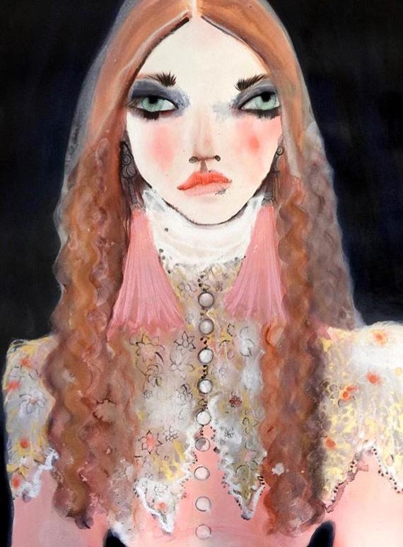 ARTIST HELEN DOWNIE