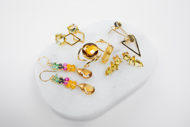 Della SS2019 jewellery collection