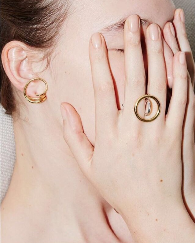 Charlotte Chesnais jewellery designer french