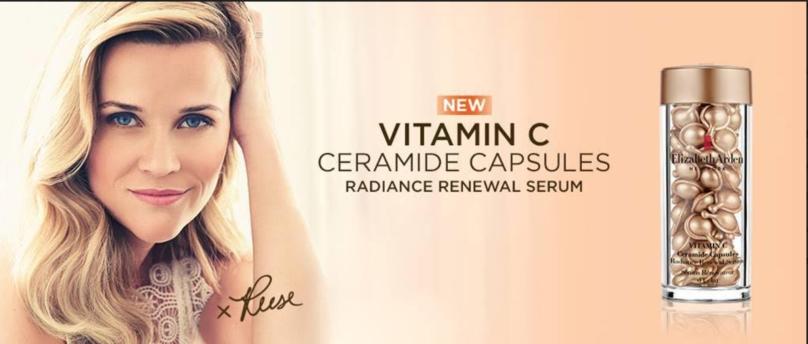 Elizabeth Arden Vitamin C CeramideCapsules Radiance Renewal Serum