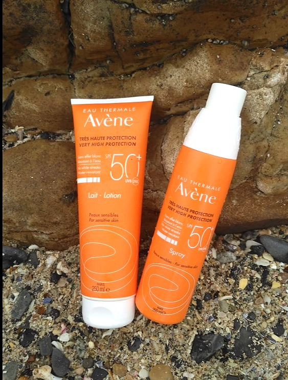 Eau Thermale Avene SPF50 Lotion and Spray
