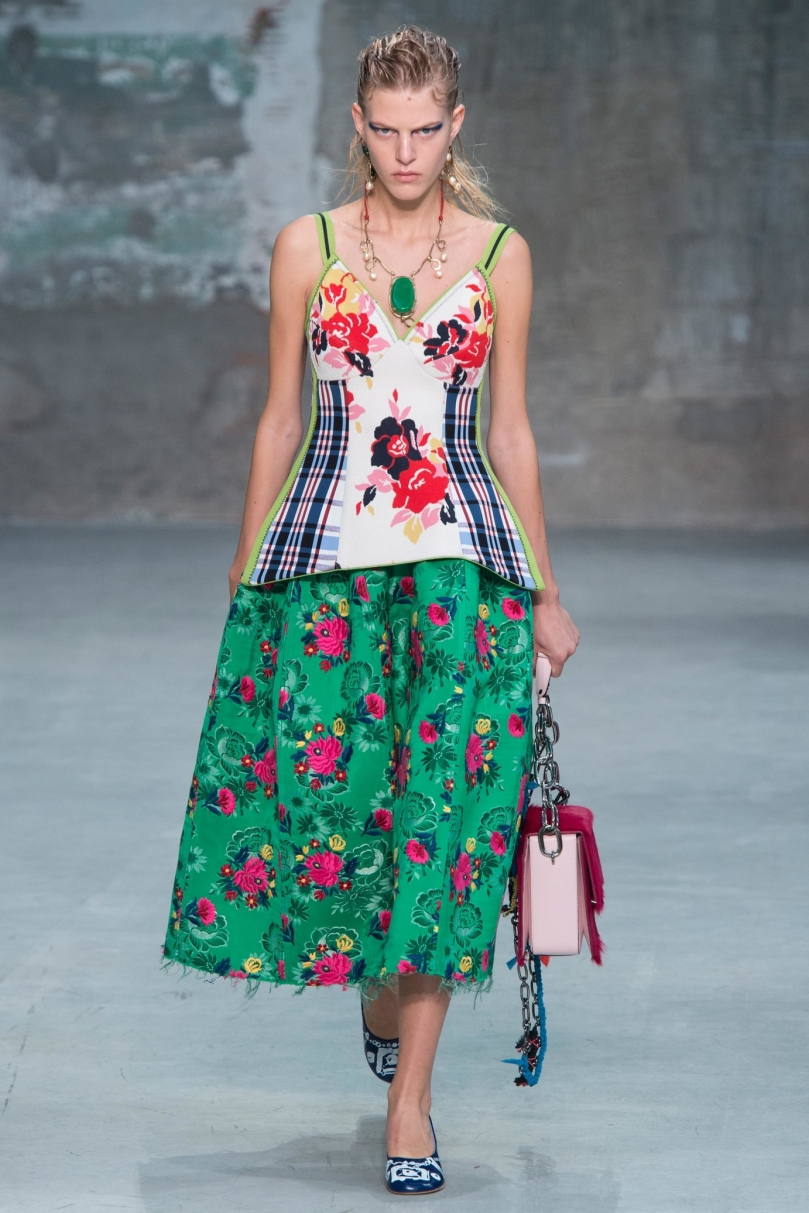 MARNI SPRING/SUMMER N2018 WOMENSWEAR
