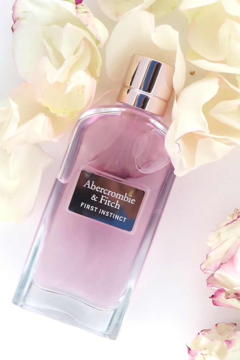Abercrombie & Fitch First Instinct EDP www.cathitrevor.com