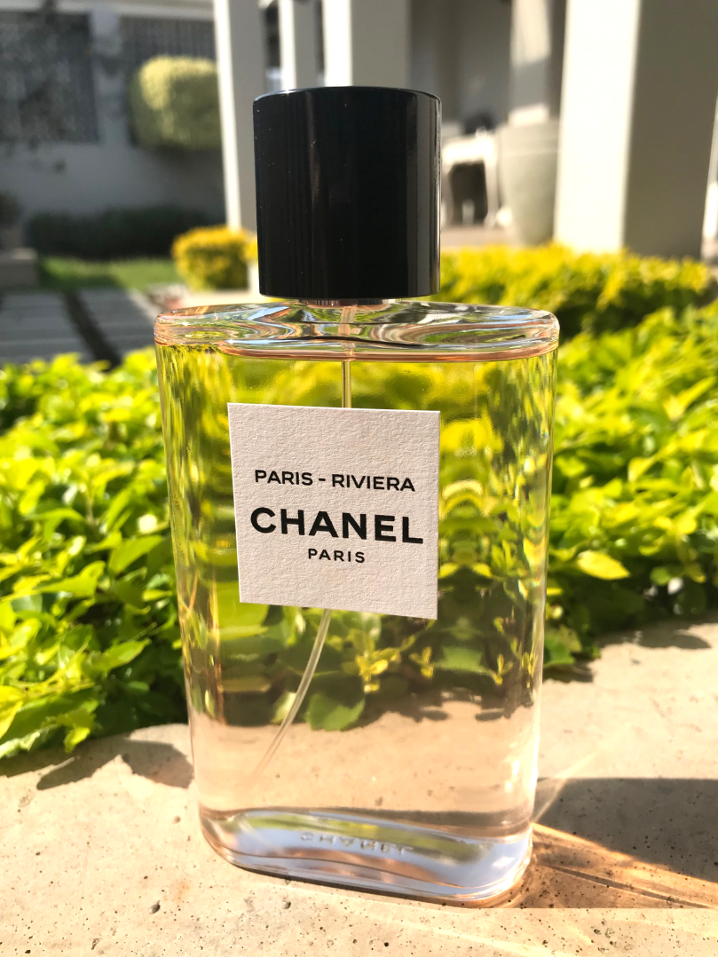 CHANEL PARIS-RIVIERA fragrance