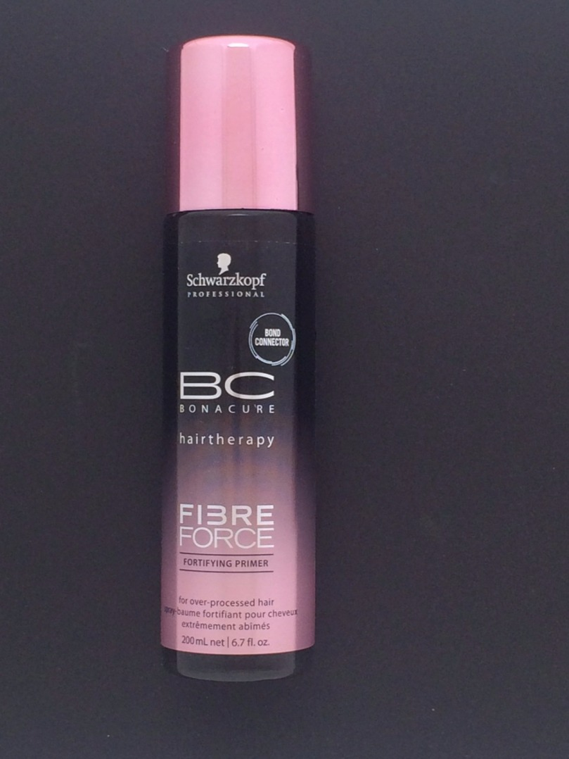 BC Hairtherapy FIBRE FORCE Fortifying Primer by Schwarzkopf