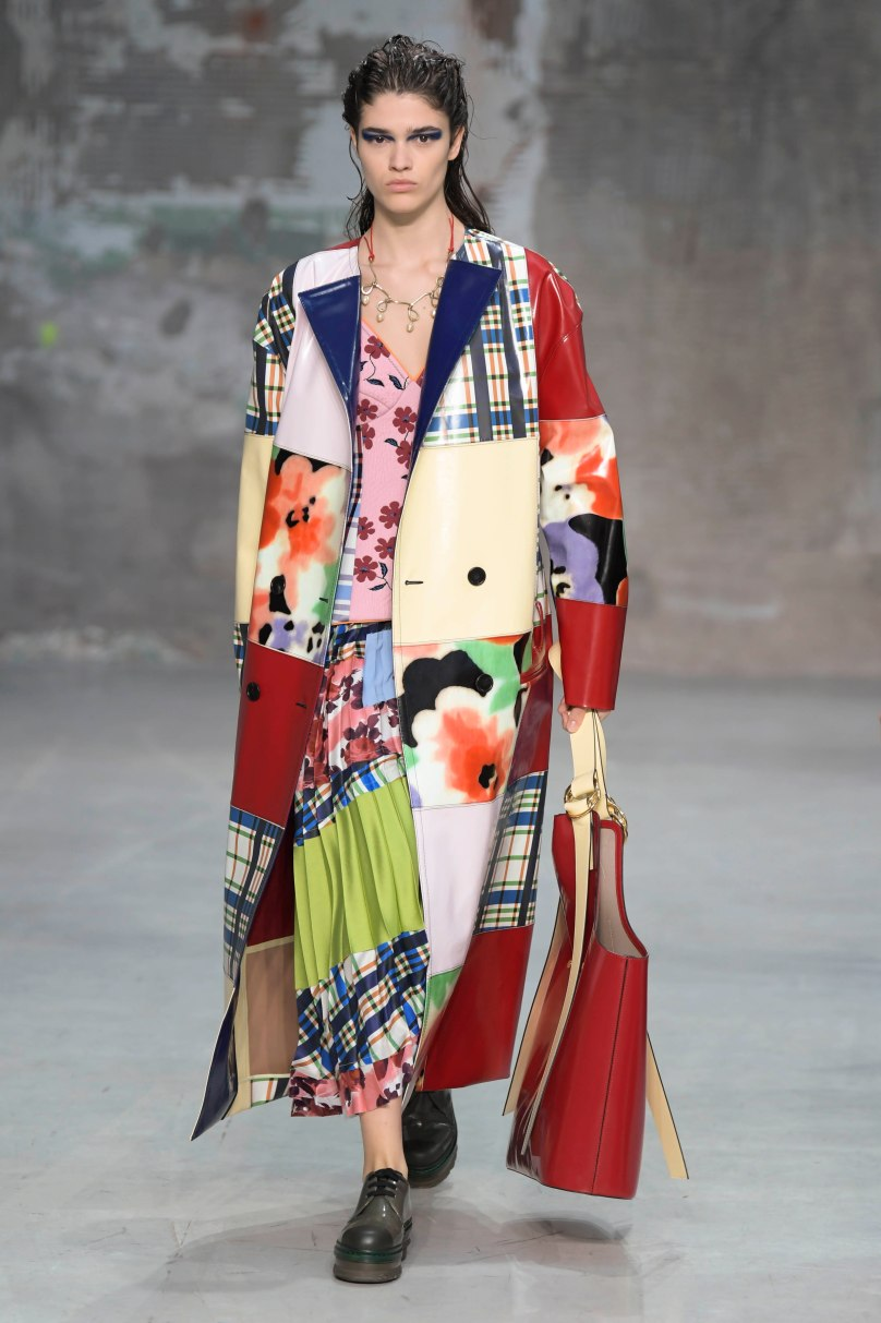 MARNI SPRING/SUMMER 2018 WOMENSWEAR