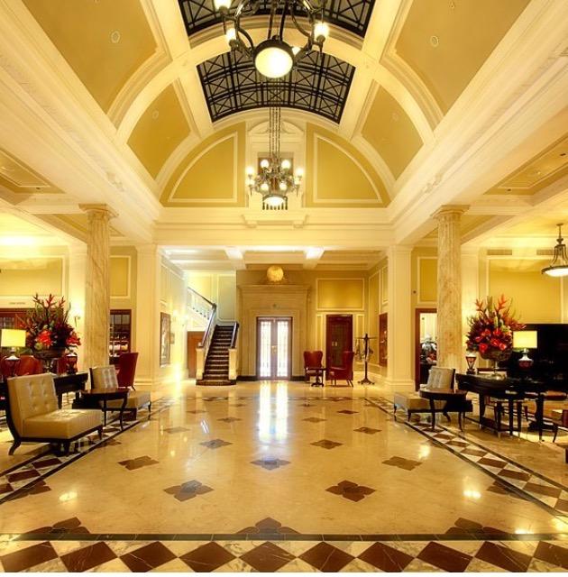 Taj Hotel Cape Town