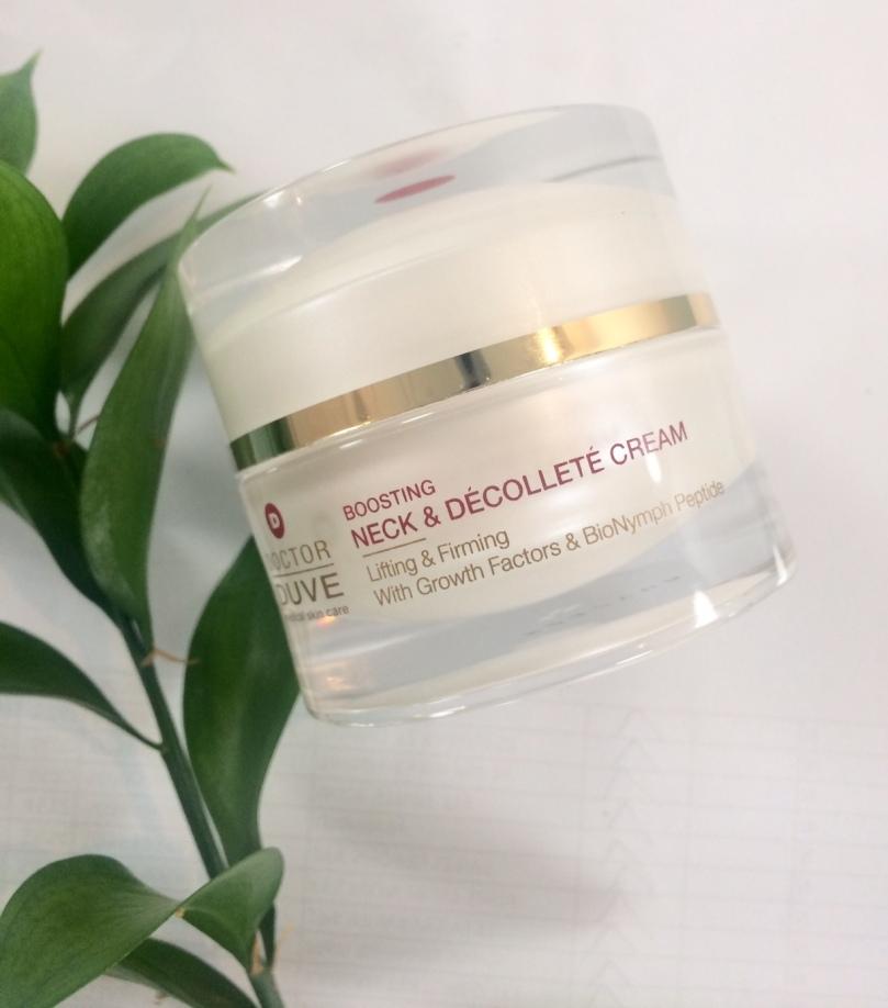 Doctor Duve Boosting Neck & Decollete Cream