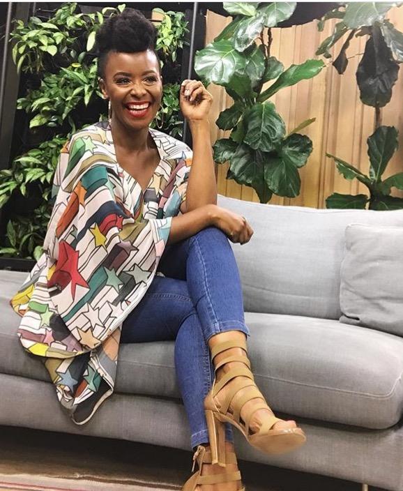 media personality bonnie mbuli