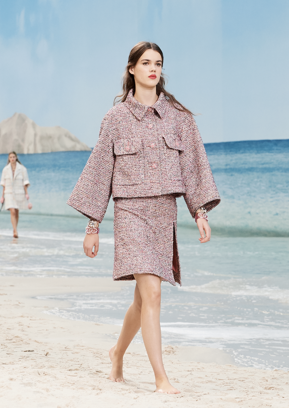 CHANEL SPRING/SUMMER2019 COLLECTION