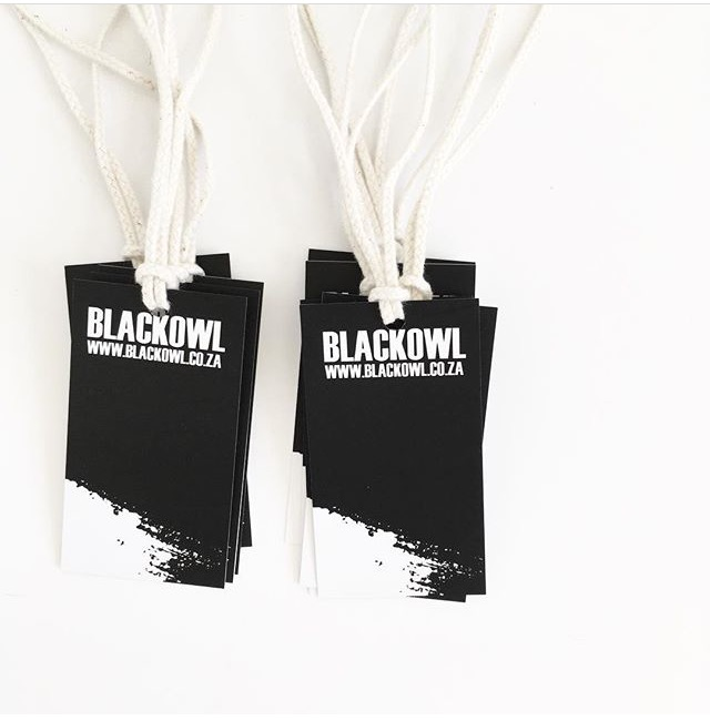 Blackowl scented candles and stationary