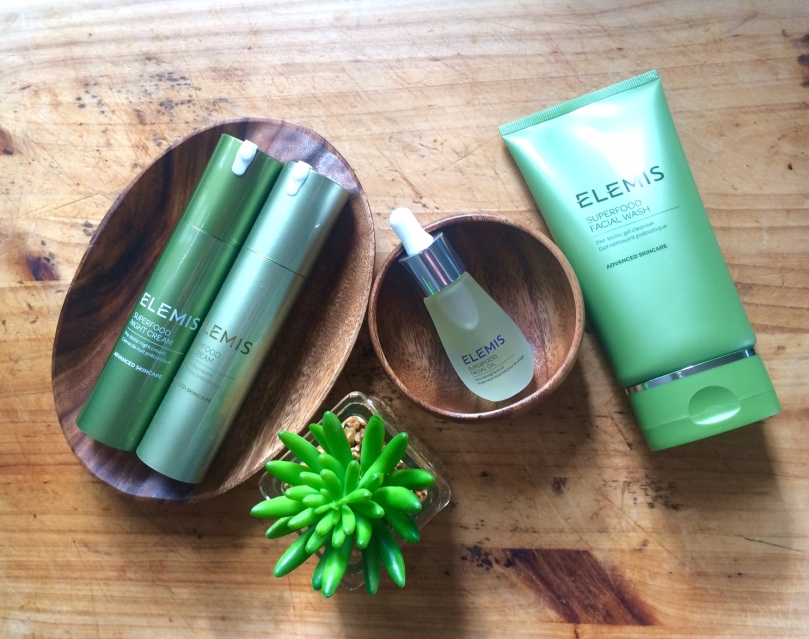 elemis superfood range