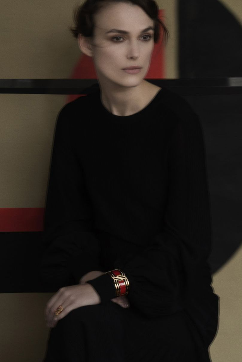 CHANEL jewellery sarah moon & kiera knightley
