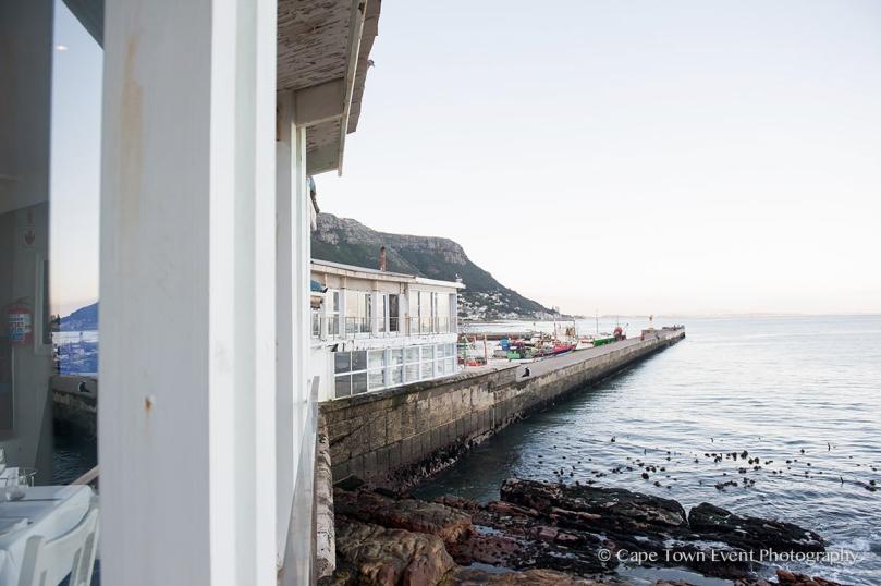 harbour house, kalk bay  for elemis launch