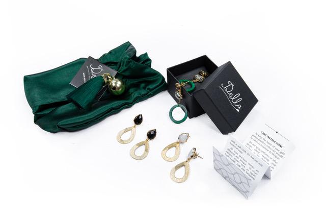 Della SS2019 jewellery collection