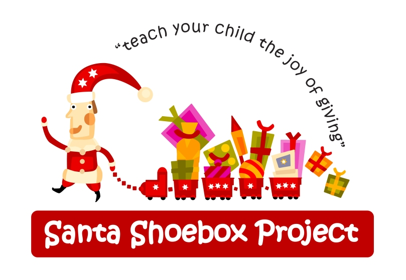santa shoebox project