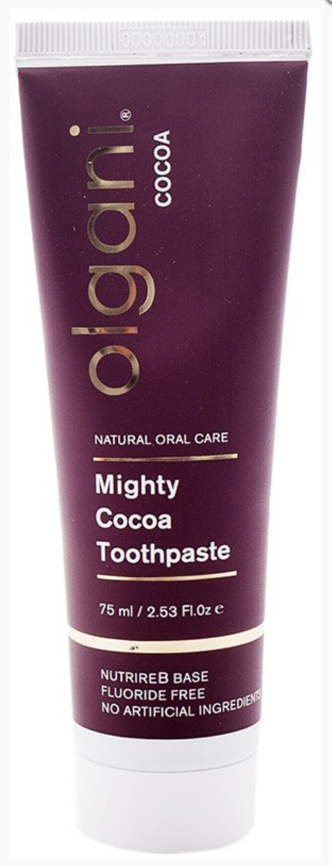OLGANI MIGHTY COCOA TOOTHPASTE