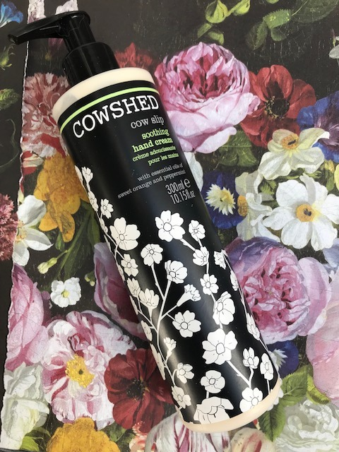 Cowshed Cow Slip Soothing Hand cream with sweet orange & peppermint