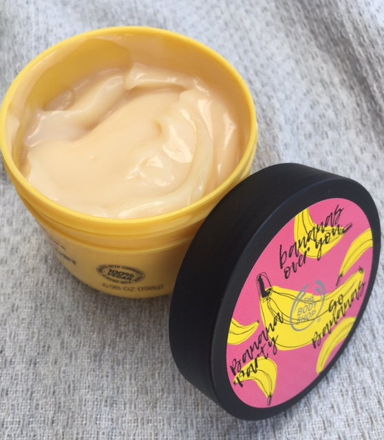 THE BODY SHOP Banana Body Yogurt