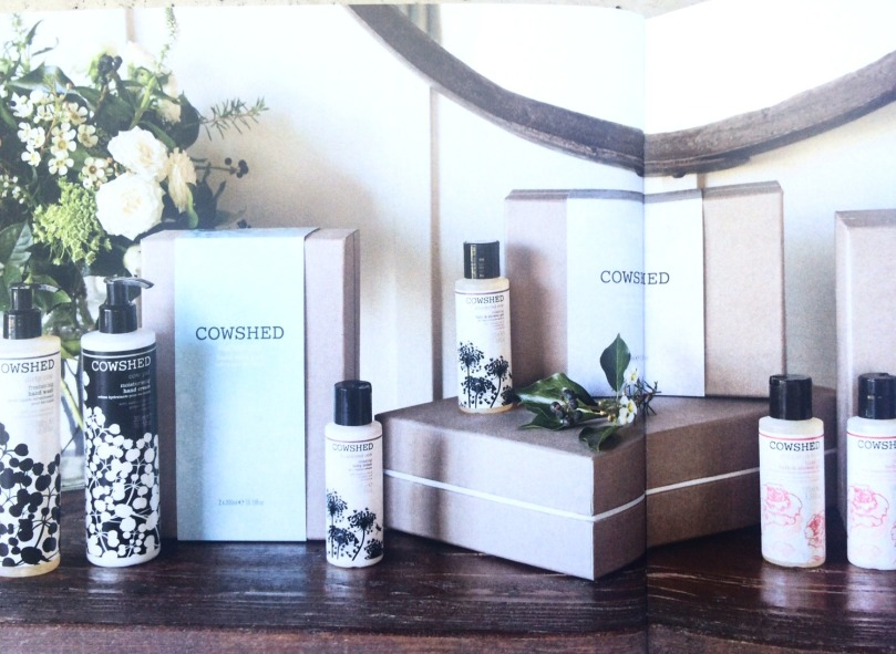 COWSHED BODY AND BATH PRODUCTS