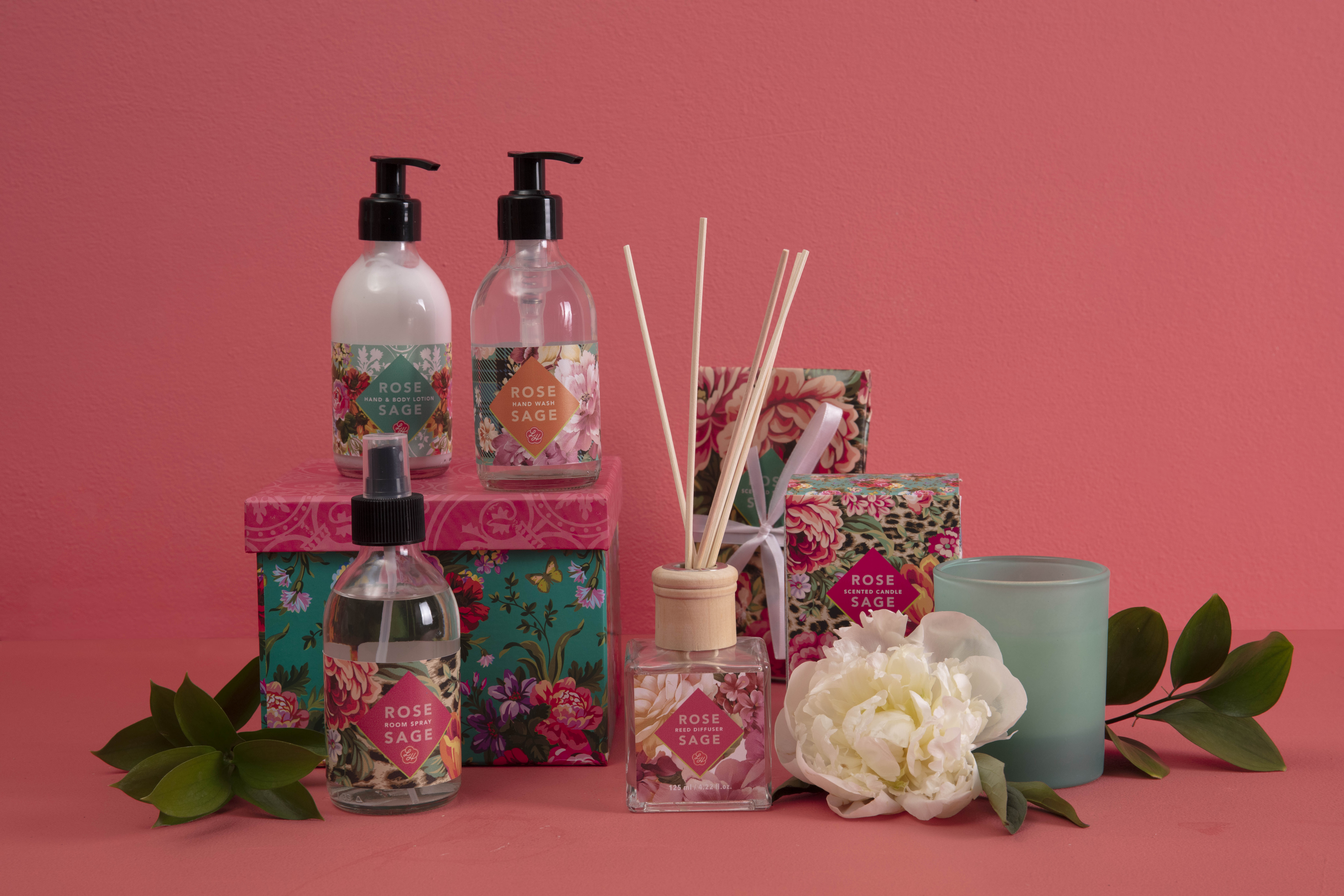 LOU HARVEY COLLECTION & MR PRICE HOME COLLABORATION