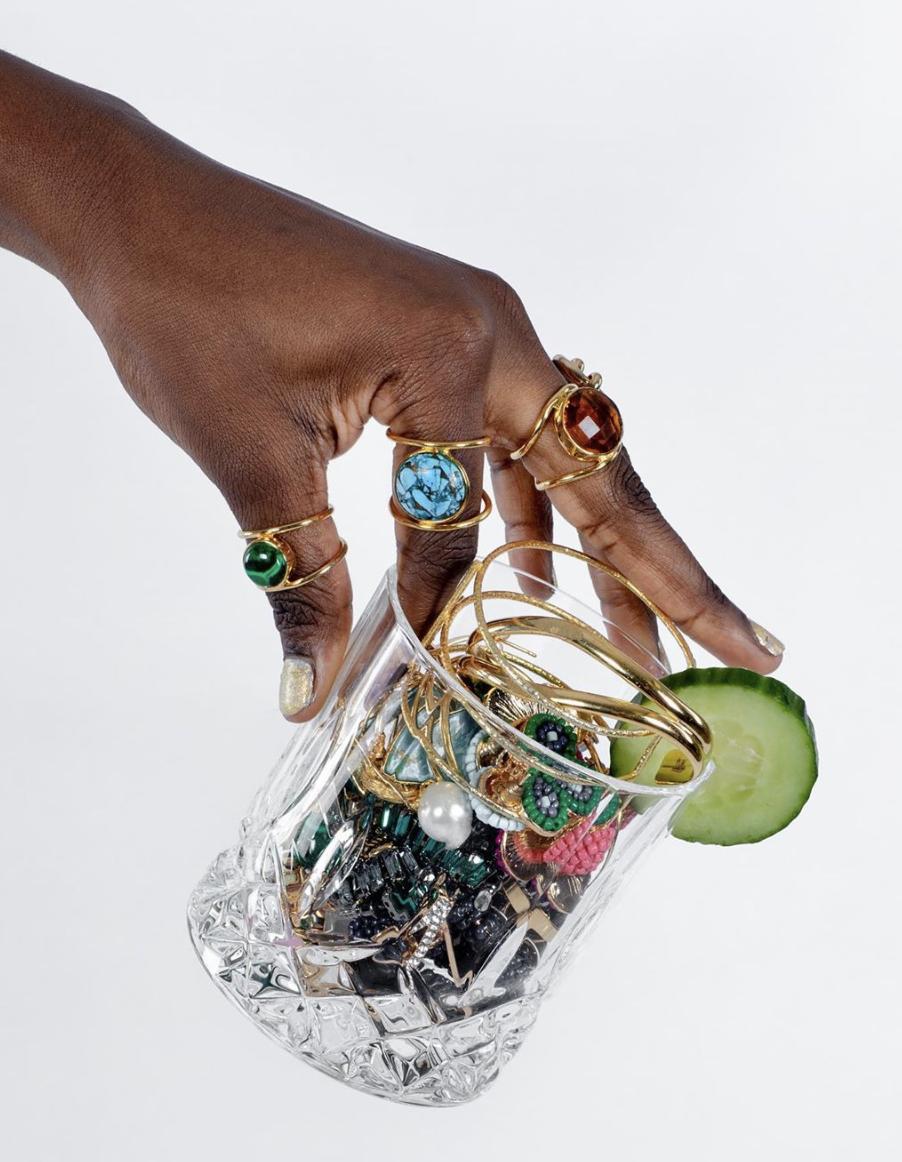 della jewellery collection SS2019