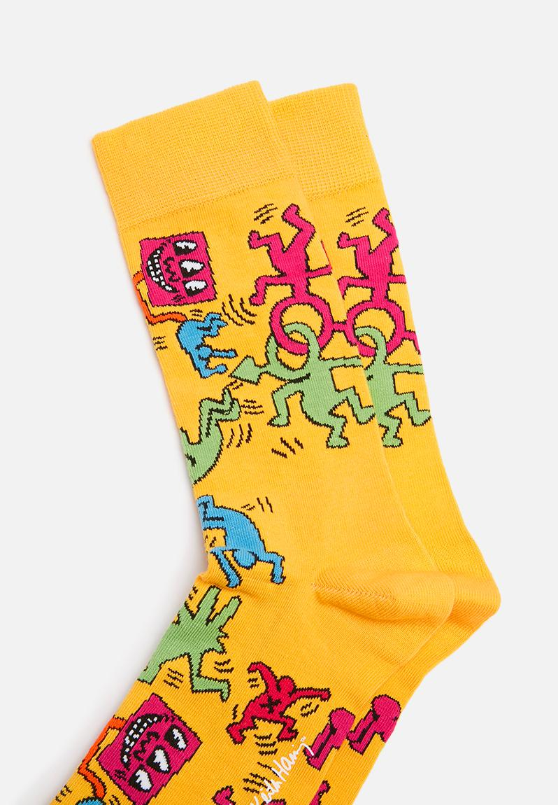 KEITH HARING BY HAPPY SOCKS
