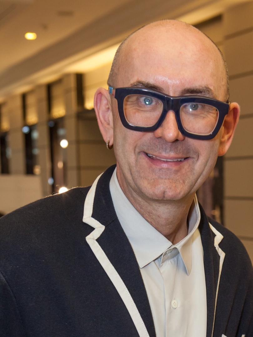 David Gillson Of Carlton Hair