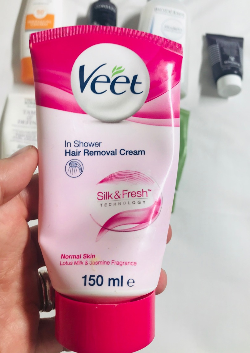 VEET In Shower Hair Removal Cream