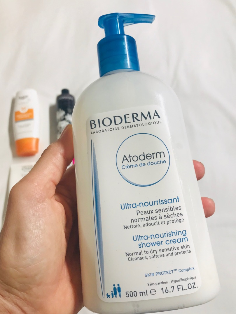 BIODERMA Atoderm Ultra-Nourishing Shower Cream for normal to dry sensitive skin