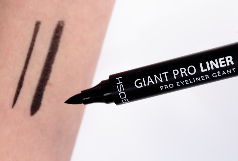 GOSH Giant Pro Liner in Blacker Than Black