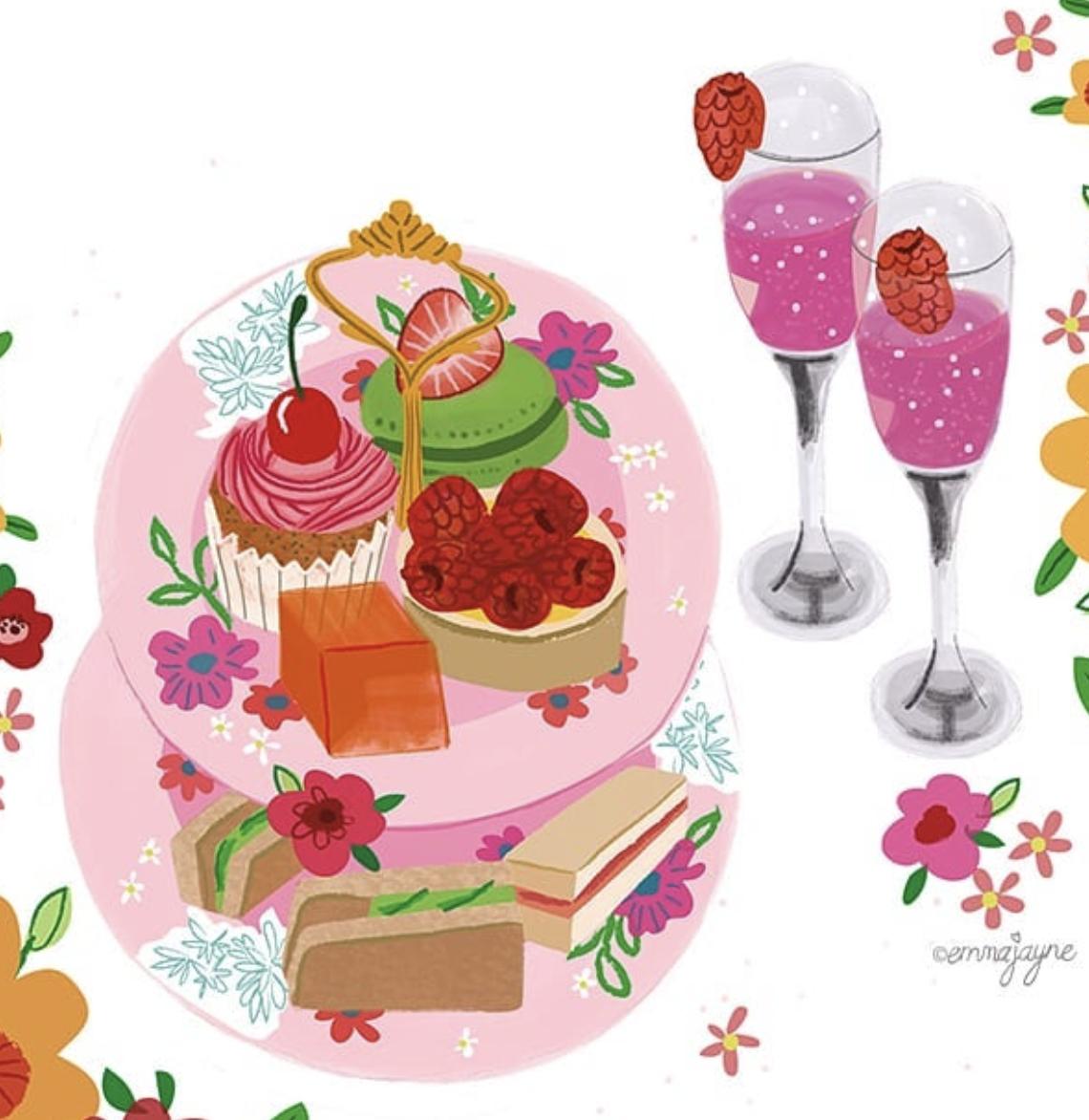 Emma Jayne Illustrator & pattern designer