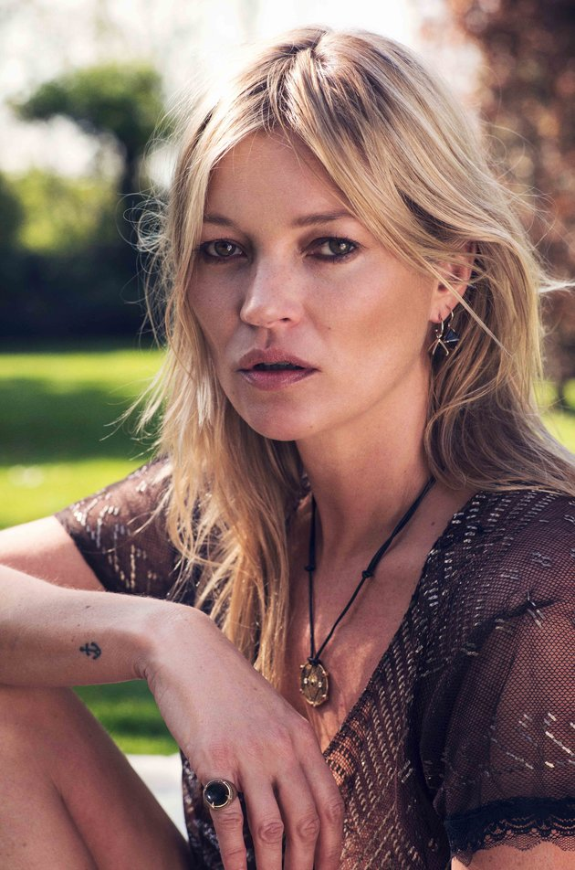 Kate Moss jewellery line Limited Edition