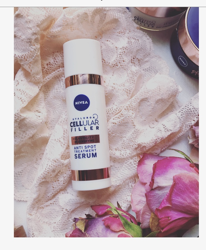 NIVEA Hyaluron Cellular Filler Elasticity Anti-Spot Treatment Serum