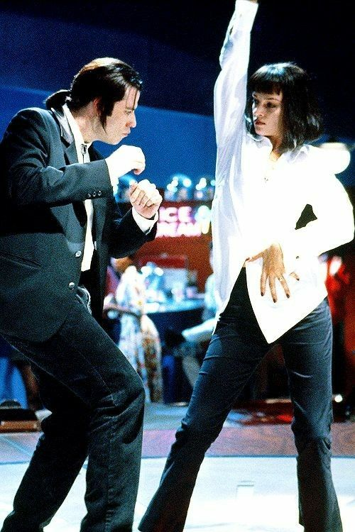 pulp fiction uma thurman and john travolta