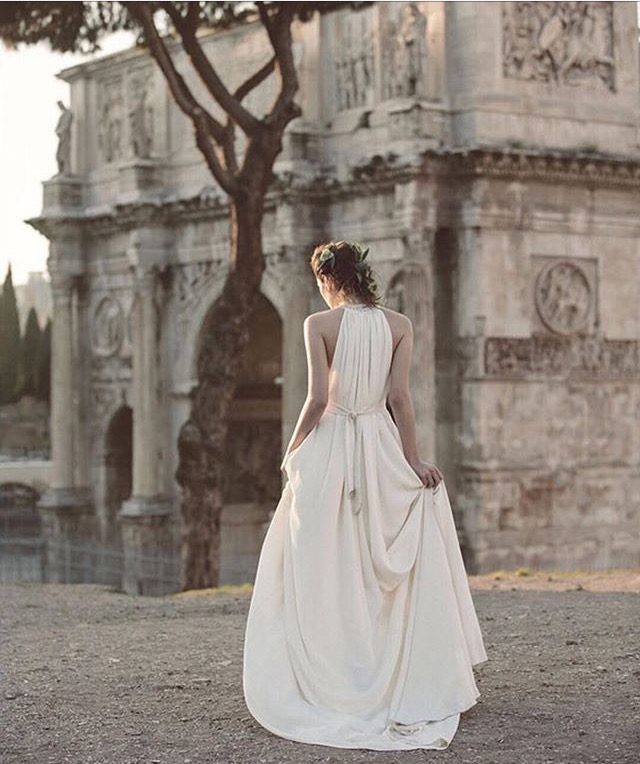 Bo & Luca wedding gowns