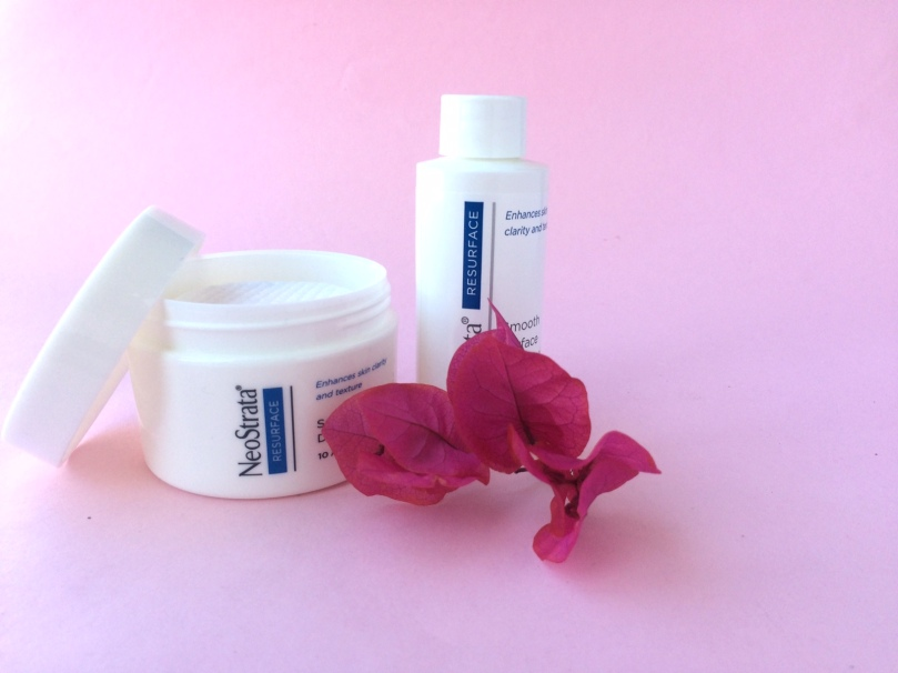 Neostrata smooth daily peel