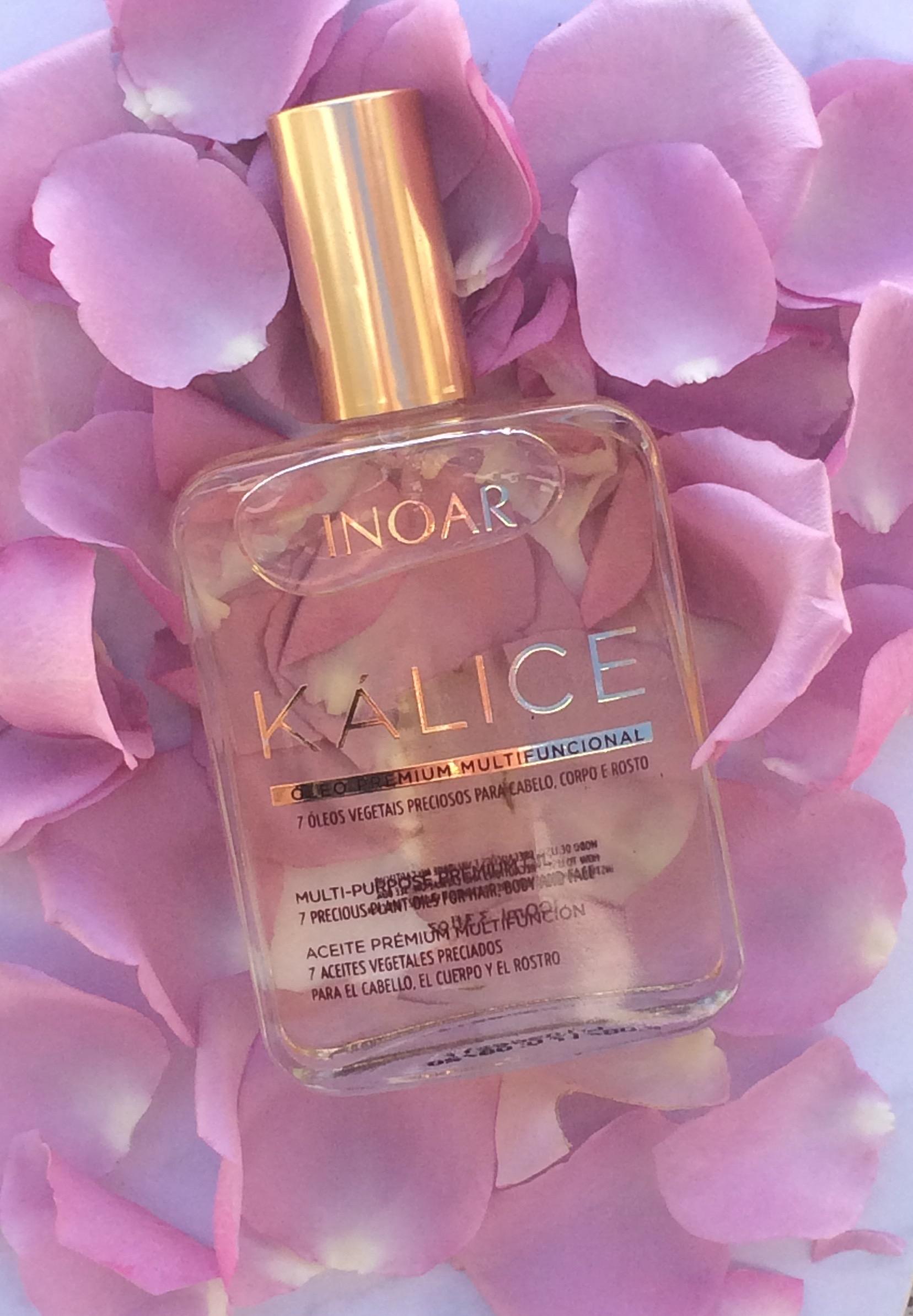 INOAR Kalice Mulit-purpose premium oil
