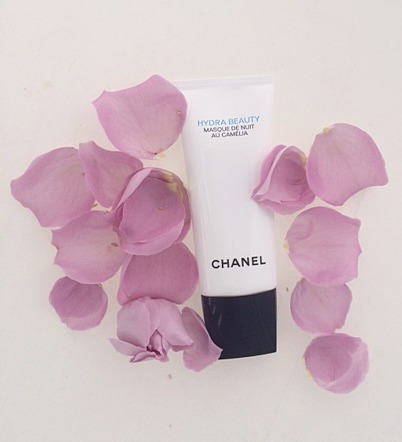 chanel hydra beauty masque de nuit