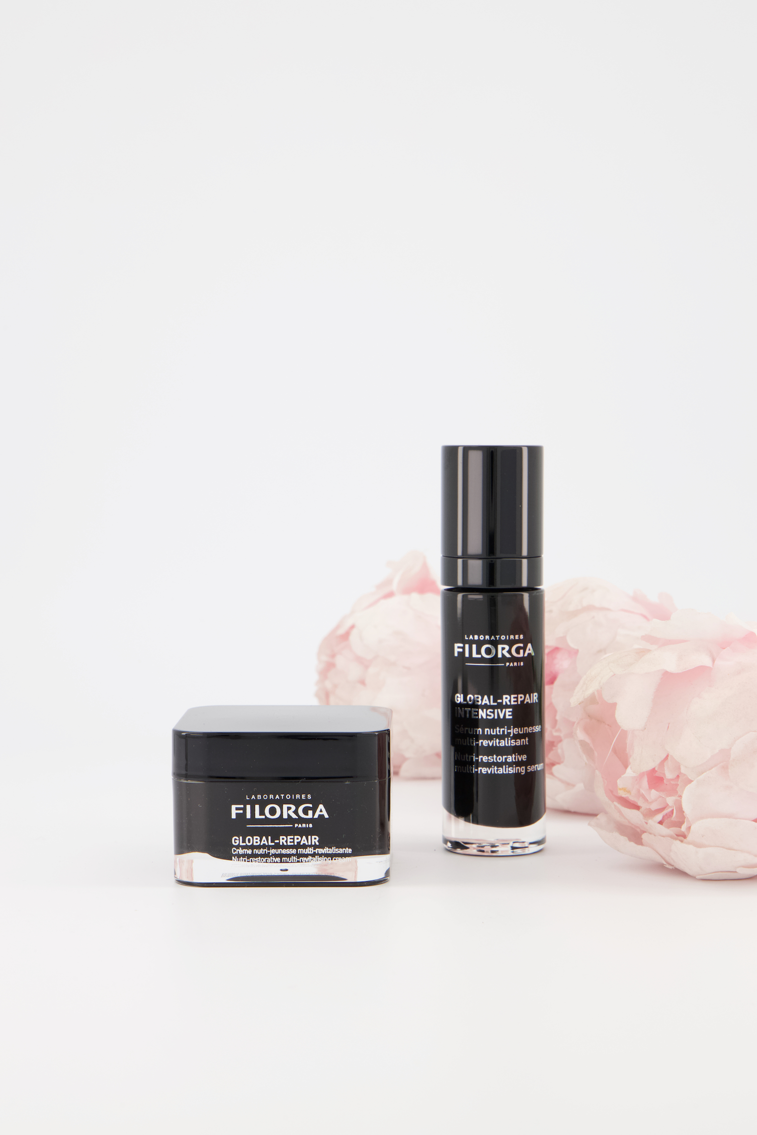 REVIEW: Filorga Global-Repair Cream and Global-Repair Intensive Revitalising Serum