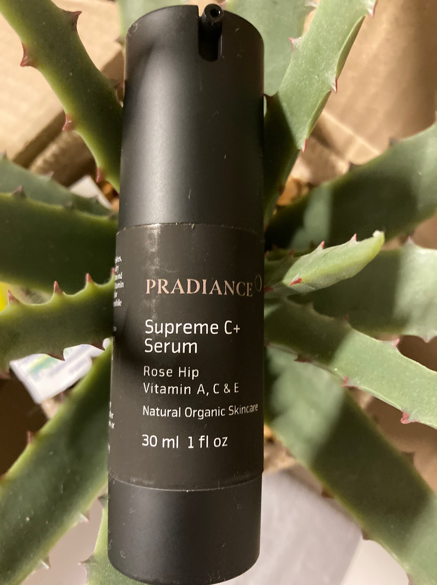 BEAUTY REVIEW: Pradiance Supreme C+ Serum